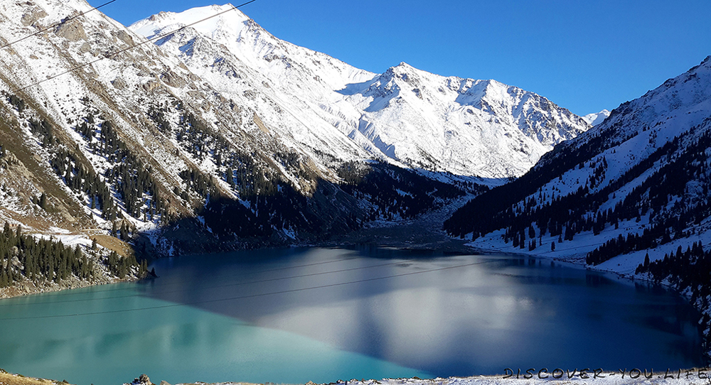 1. Большое АлмаАтинское Озеро
