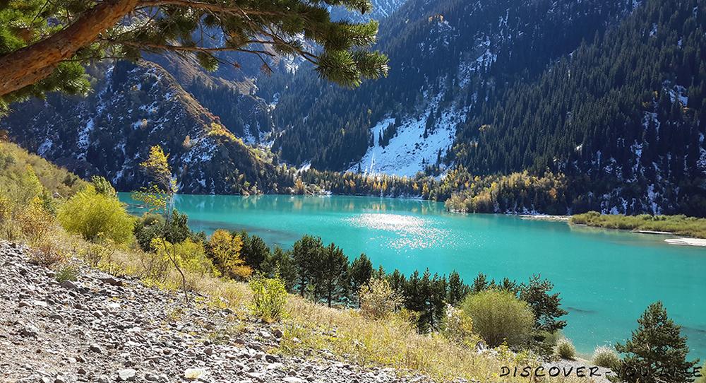 11. Озеро Иссык