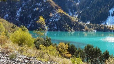 Экскурсия к озеру Иссык (1 день)