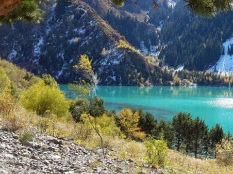 Экскурсия на озеро Иссык (1 день)