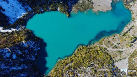 Джип-тур озеро Иссык и Чарынский каньон (1 день)