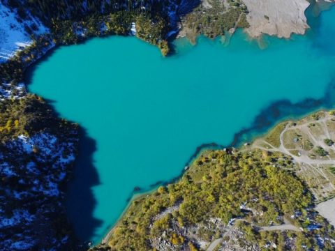 """Музей """"Золотого человека"""", озеро Иссык и Чарынский каньон (1 день)"""