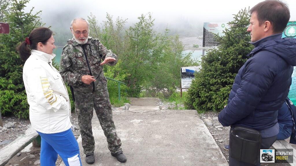 Экскурсия в Иссыкском заповеднике