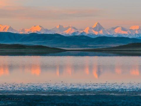 Озеро Деревянное, Озеро Тузколь и Озеро Караколь (4 дня)