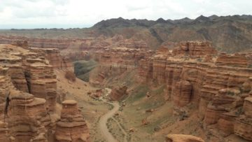 "Чарынский каньон ""Долина замков"""
