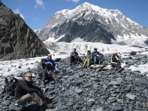 Берельский ледник