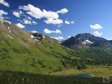 Казахстанский Алтай