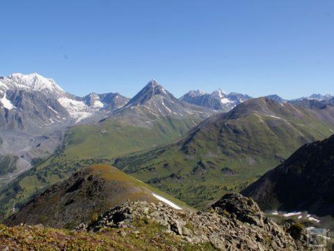 Страна Алтайских гор