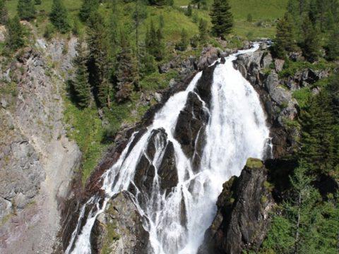 Водопад Кок-коль, Алтай