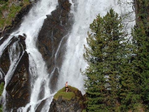Водопад Кок-коль