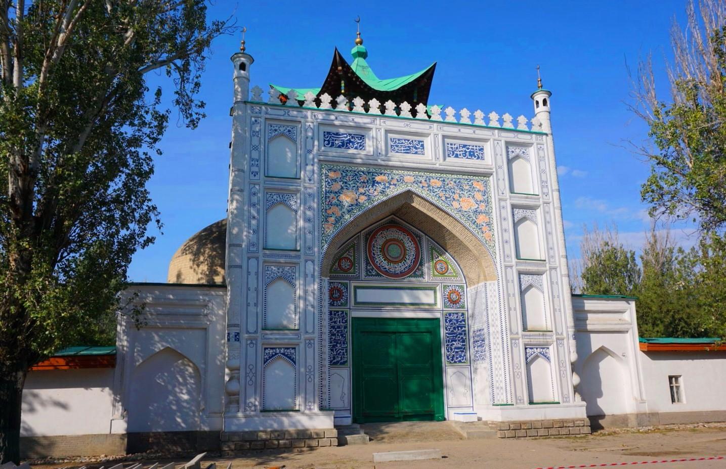 Мечеть вход