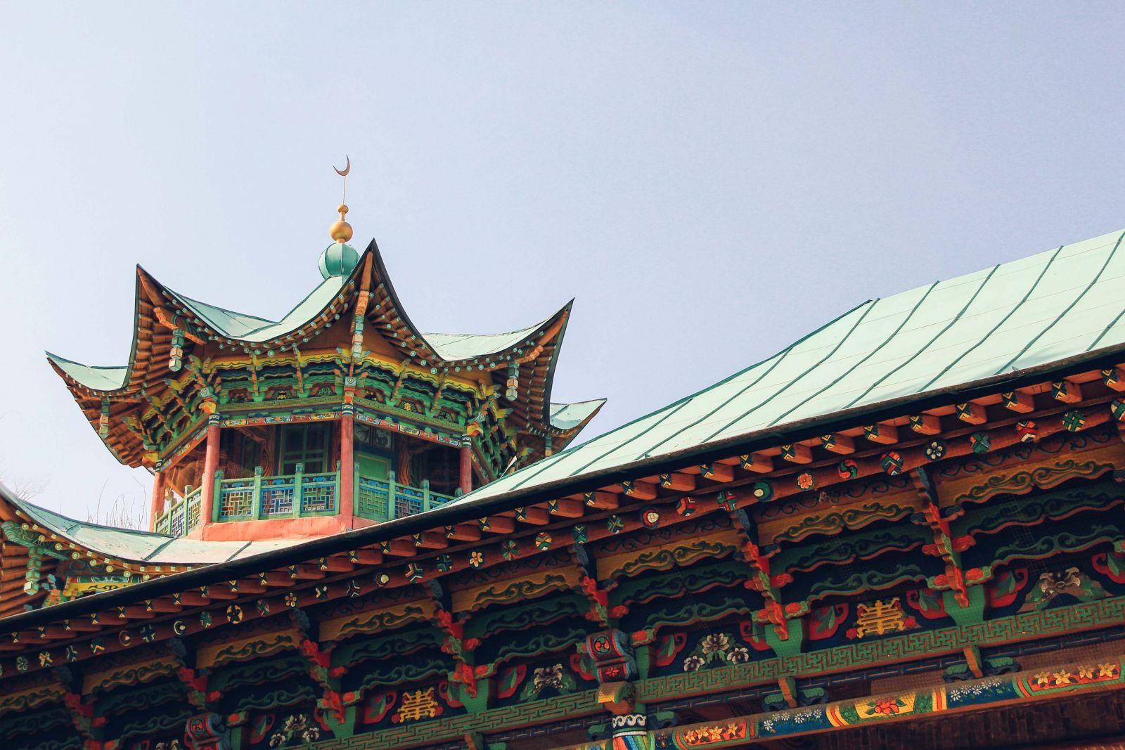 Мечеть украшения