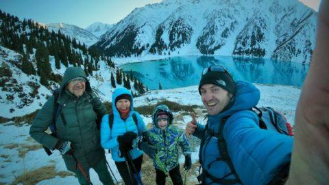 Треккинг через ущелье Чукур на БАО (Большое Алматинское Озеро), (1 день)