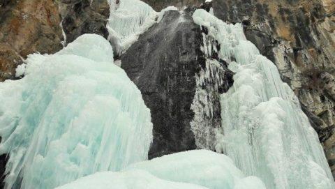 Поход на Бутаковский водопад (1 день)