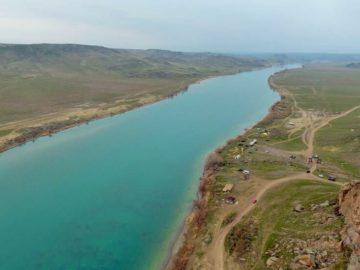 Река Или - степная Волга Казахстана