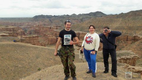 Джип-тур в Чарынский каньон (1 день)
