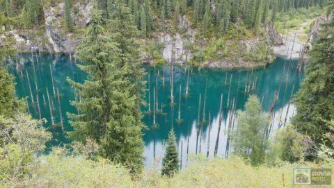 Тур Ущелье Тургень-Кольсай-Кайынды-Чарынский каньон (2 дня)