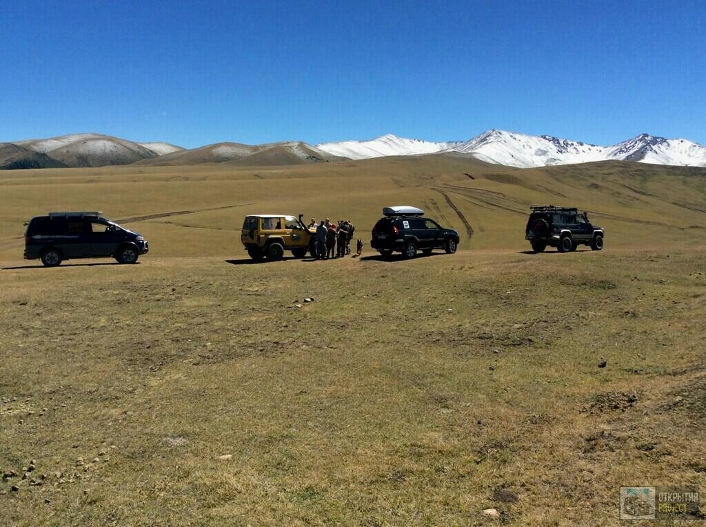 Джип-тур на плато Асы