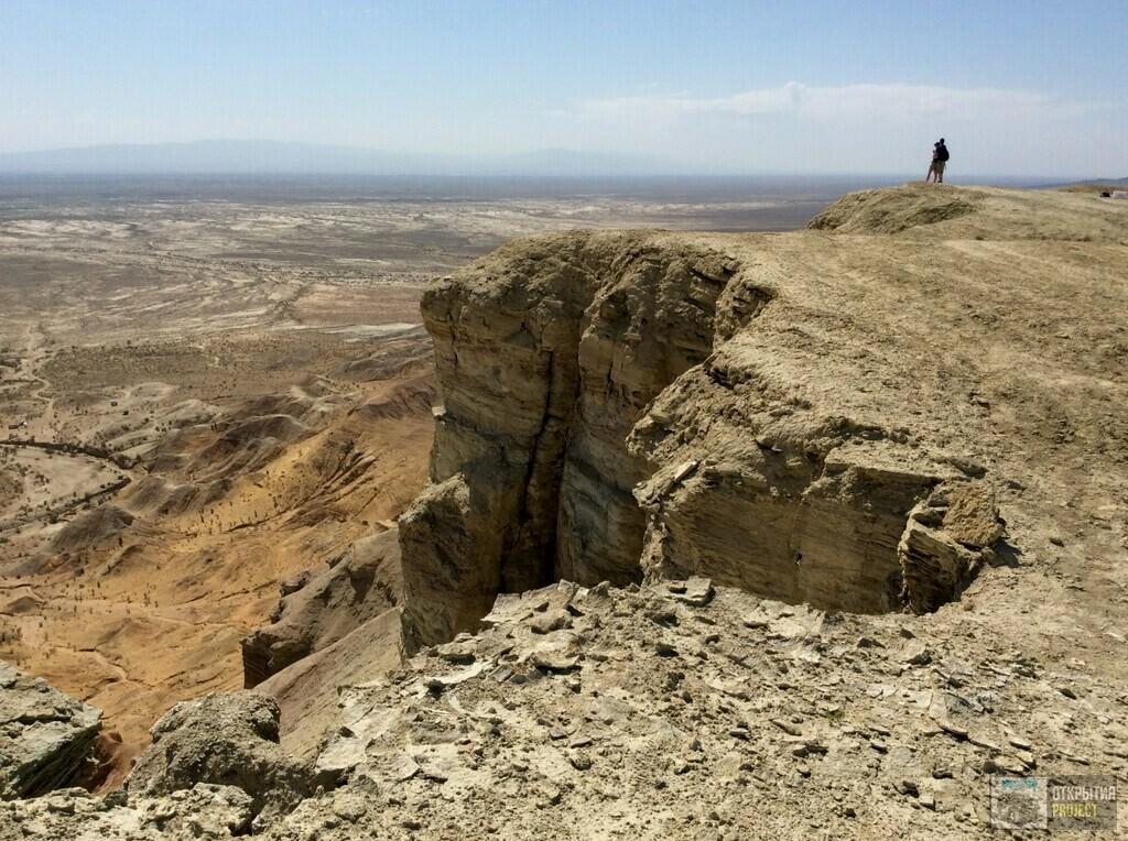 Меловые горы Актау. Джип-туры по Казахстану