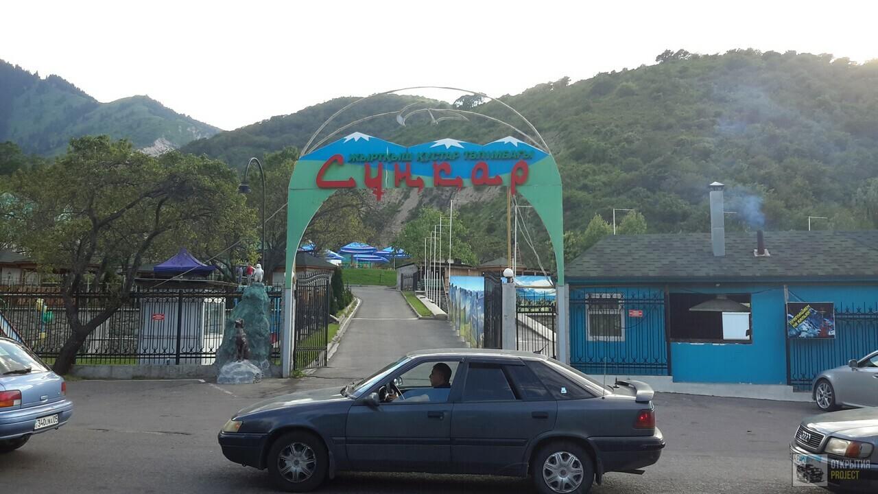 Питомник Сункар в Алматы, Казахстан