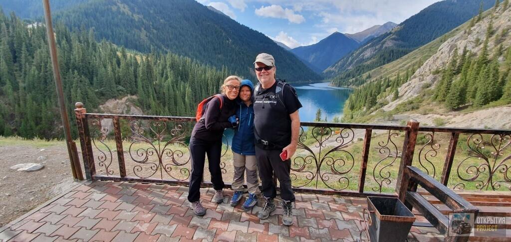 Тур на Кольсайские озера