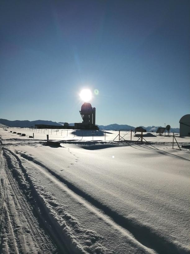 Обсерватория Асы-Турген