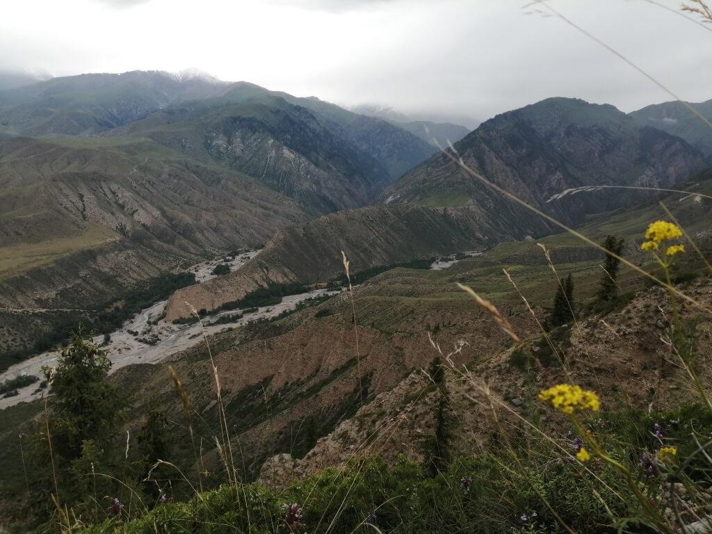 Слияние рек Большой и Срадней Осек (Усек). Джунгария