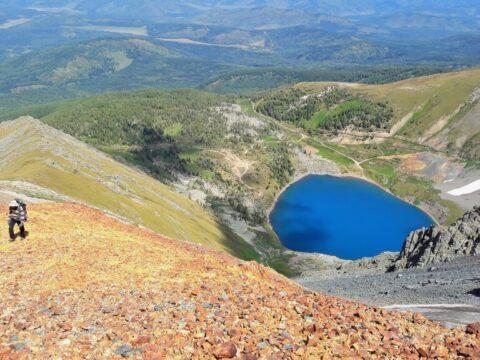 Рудный Алтай (ВКО). Сержинский и Ивановский хребты (4 дня)