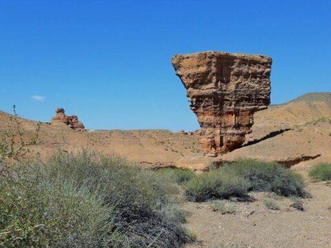Неизведанный Чарын и «Долина Замков» (1 день)